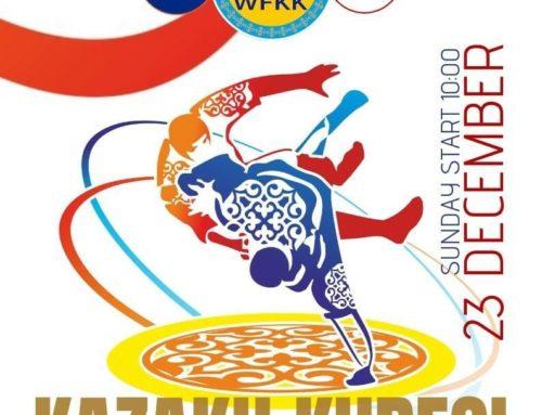 KAZAKH KURESI EURASIA CUP 2018