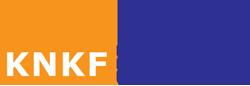 KNKF – Koninklijke Nederlandse Krachtsport en Fitnessbond Logo